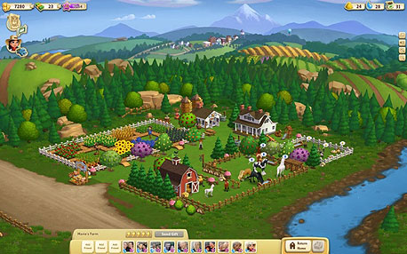 משחק ההמשך - Farmville 2
