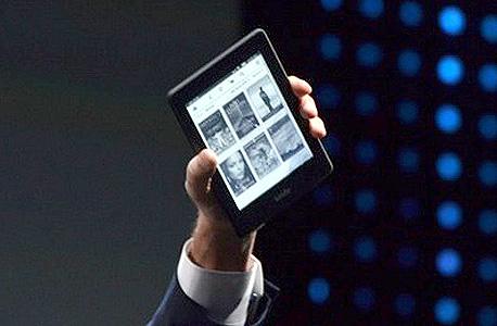 האם אמזון רוצה לאפשר לכם לשלם עם הקינדל בחנויות?, צילום מסך: The Verge