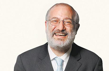 אדוארדו אלשטיין איש עסקים ארגנטינה, צילום: אוראל כהן