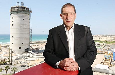 """יו""""ר חברת החשמל, יפתח רון טל, צילום: אלעד גרשגורן"""