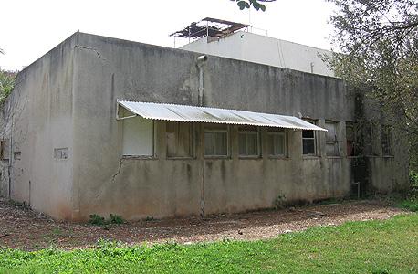 כיתות הלימוד שרוצים להרוס, צילום: אביטל אפרת