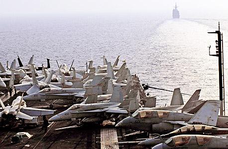 התעלול האווירי שעלה לטייסי הצי האמריקאי ביוקר