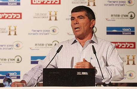 """גבי אשכנזי בוועידה הכלכלית המרכזית של """"כלכליסט"""""""