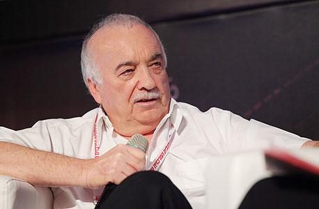 אליעזר פישמן, צילום: עמית שעל