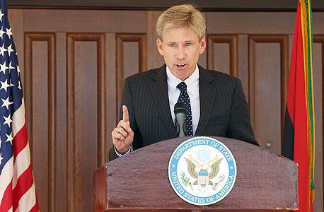 שגריר ארצות הברית בלוב כריס סטיבנס, שנהרג בפיגוע השבוע, צילום: איי אף פי