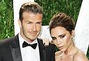 """בקהאם עם אשתו. ההון המשולב של 50 השחקנים המרוויחים ביותר בעולם עומד על למעלה מ-1.7 מיליארד ליש""""ט, צילום: אם סי טי"""