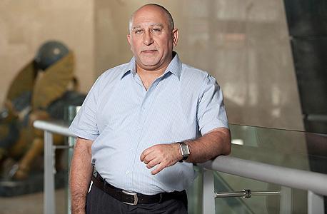 שאול גלברד, צילום: אוראל כהן