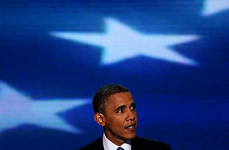 ברק אובמה , צילום: בלומברג