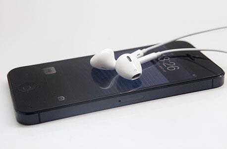 אייפון 5, צילום: אוראל כהן