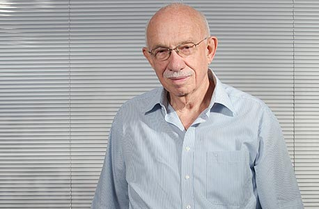 """יו""""ר כלל ביטוח לשעבר אביגדור קפלן, צילום: אוראל כהן"""