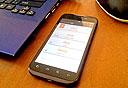 סמארטפון של אורנג', צילום: ניצן סדן
