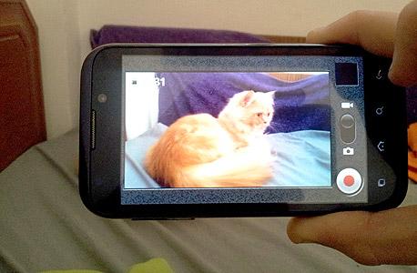 וידאו במסך מצומצם, עם ממשק מעצבן