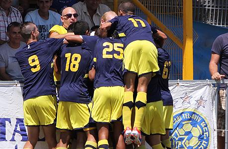 קבוצת הנוער של מכבי תל אביב. יכולים להישאר תקועים בקבוצה ללא חוזה עד גיל 21
