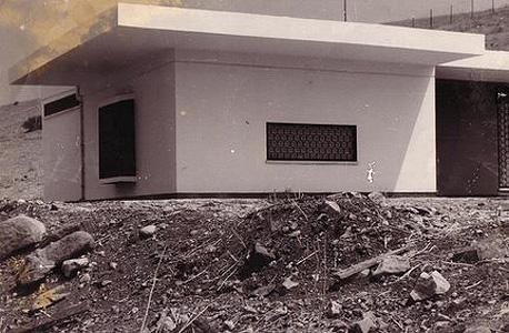 בית תמרה עם השלמת בנייתו
