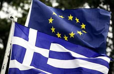 הוקלו תנאי הסיוע ליוון, תקבל 34 מיליארד יורו עוד השנה