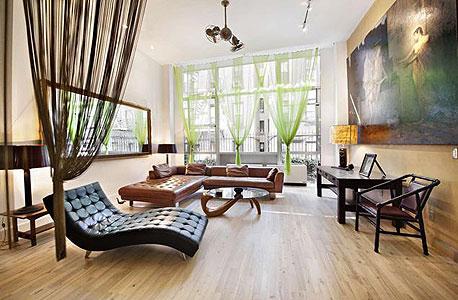 רצפות עץ, צילום: Halstead