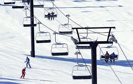 שלג כחול לבן: מתקן ייצור שלג של IDE הישראלית נחנך באוסטריה