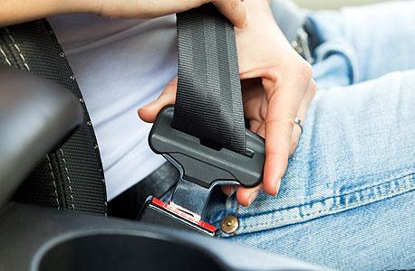 חגורת בטיחות, צילום: שאטרסטוק
