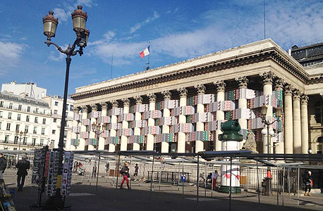 הבורסה בצרפת