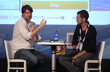 מתיו נוזארת' (משמאל) ויהלי סובול