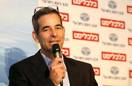 """יוסי מיוחס מנכ""""ל מארוול ישראל , צילום: נמרוד גליקמן"""