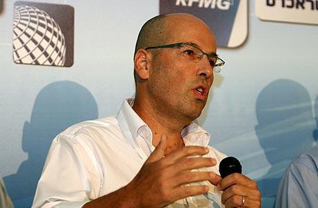 בועז בריגר, מנהל תחום חומרה בקוואלקום ישראל, צילום: נמרוד גליקמן