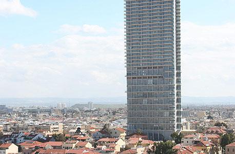 מגדל נווה צדק, צילום: עמית שעל