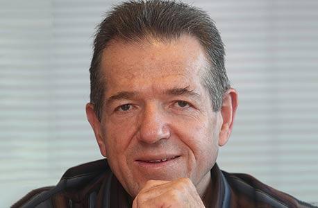 """שמואל לב יו""""ר משותף באנליסט, צילום: אוראל כהן"""
