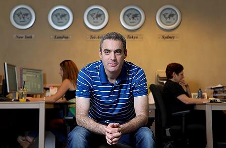 """דני ירדני סמנכ""""ל השקעות באלטשולר שחם, צילום: עמית שעל"""