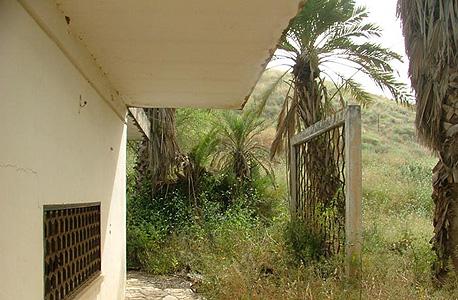 בית תמרה שעומד בשממונו