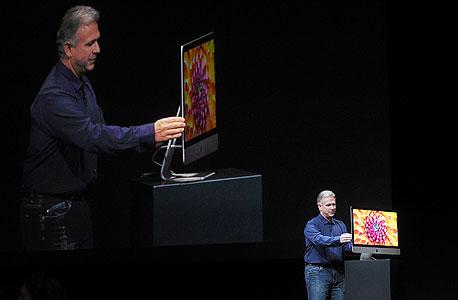 iMac חדש ודק