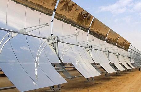 פיילוט לפרויקט תרמו סולארי בקיבוץ צאלים