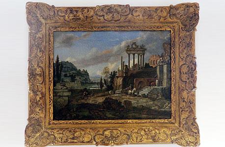 יצירה של יאן ואן היידן מאוסף גודסטיקר