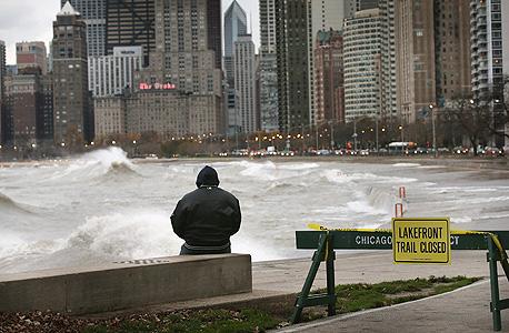 סנדי, הסופה שיש על שמה קוקטייל, צילום: איי אף פי