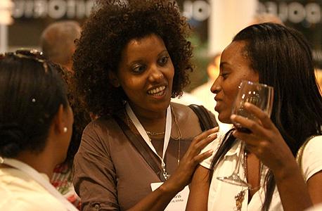 אירוע של עולים מאתיופיה, צילום: אריאל בשור