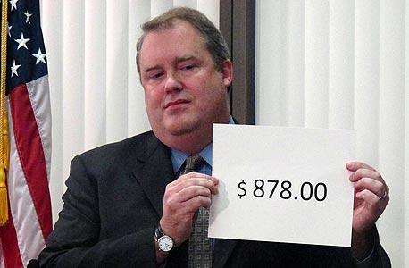 הממונה על התקציבים באלסקה, בריאן בוצ'ר