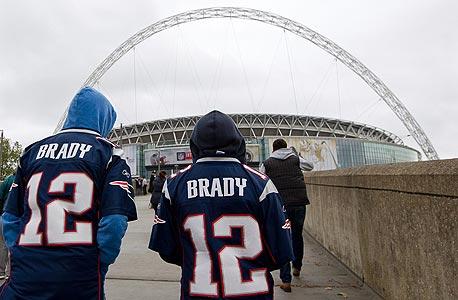 ה-NFL תרכוש את האצטדיון האולימפי בלונדון?