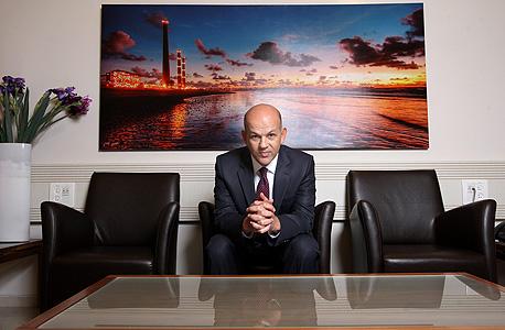 """מנכ""""ל חברת החשמל אלי גליקמן, צילום: עמית שעל"""