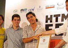 הזוכים בתחרות אקדמיית הצב