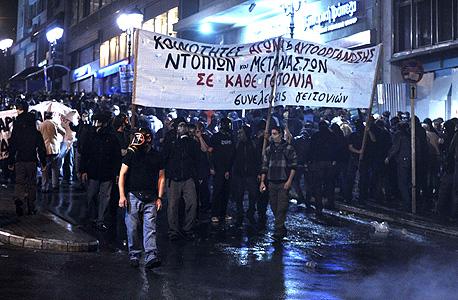 יוון רותחת: שיעור האבטלה זינק ל-26% בספטמבר