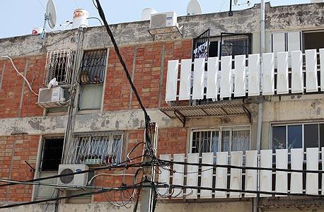 שכונת קטמונים בירושלים. אושרו שתי תוכניות פינוי בינוי, צילום: עמית שאבי