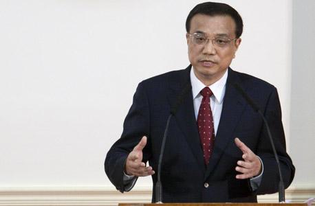 ראש ממשלת סין לי קצ'יאנג. הובטח כי סין לא תנהג כביריון כלפי המדינות האחרות