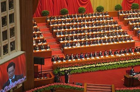 """פתיחת כנס המפלגה הקומוניסטית החודש בסין. """"זו נושאת המטוסים השנייה בגודלה בעולם"""""""