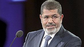 נשיא מצרים לשעבר מוחמד מורסי, צילום: בלומברג
