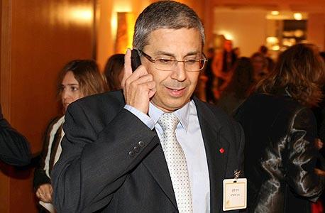 ציון קינן מנהל החטיבה העסקית בנק הפועלים, צילום: בועז אופנהיים