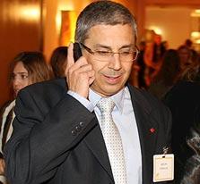מנהל החטיבה העסקית בבנק הפועלים, ציון קינן