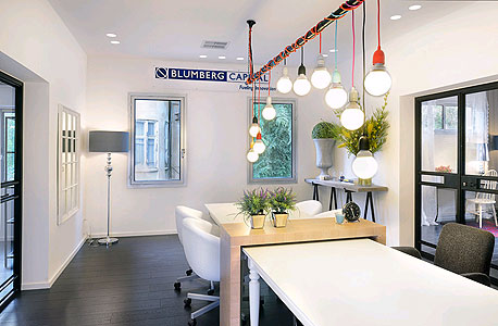 עיצוב ביתי, אך יוקרתי. בלאמברג, צילום: יעל האן, דפנה לוי