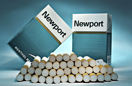 סיגריות לורילארד, צילום: בלומברג