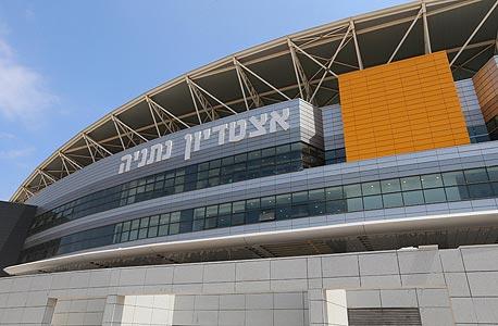 כדורגל אינטיליגנטי: קבוצת מר סיימה פרויקט תקשוב באצטדיון נתניה