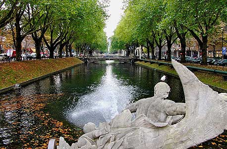 דיסלדורף, גרמניה, צילום: cc by Mikhail (Vokabre) Shcherbakov